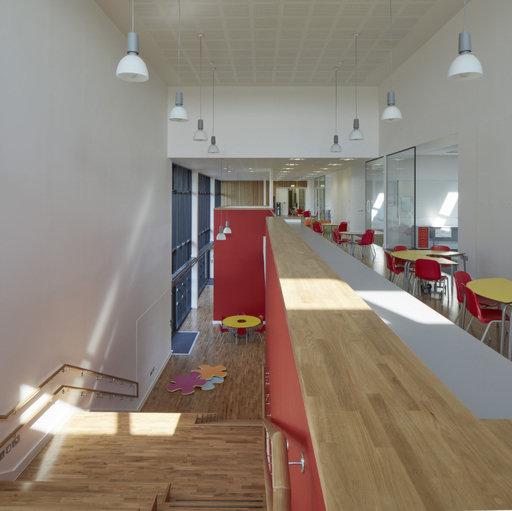 Junckers Solid Oak 2-Strip Flooring, Untreated, Variation, 129x14 mm