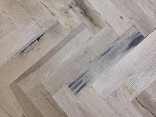 Oak Parquet Flooring Blocks, Rustic Extra, 70x230x20 mm