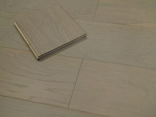Tradition Comfort Grey Engineered Oak Parquet Flooring, 150x14xRL mm