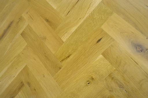 Oak Parquet Flooring Blocks, Rustic, 70x230x20 mm